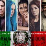 Italia 2 Giugno, la playlist per festeggiare la Festa della Repubblica