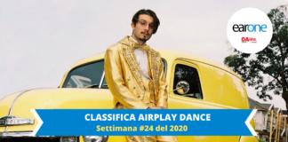 """BBNO$ entra in top 10 con """"Bad boy"""": classifica dance earone airplay"""