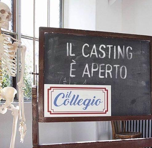Il Collegio riparte con una nuova location: Lazio anzichè Lombardia