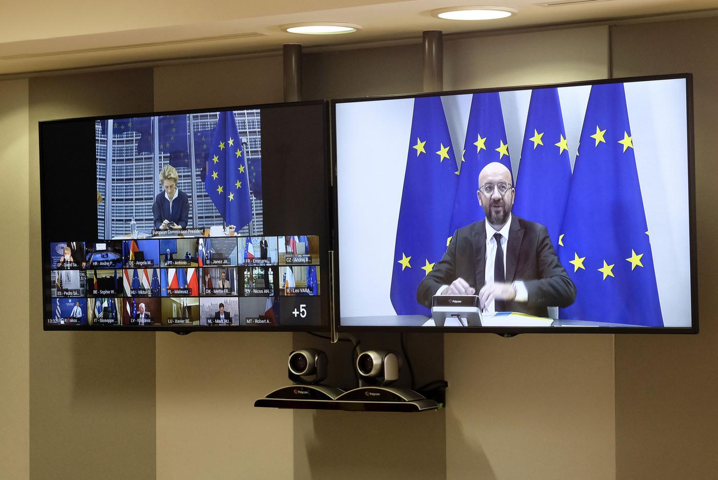 Consiglio UE: al via i negoziati per il Next Generation EU