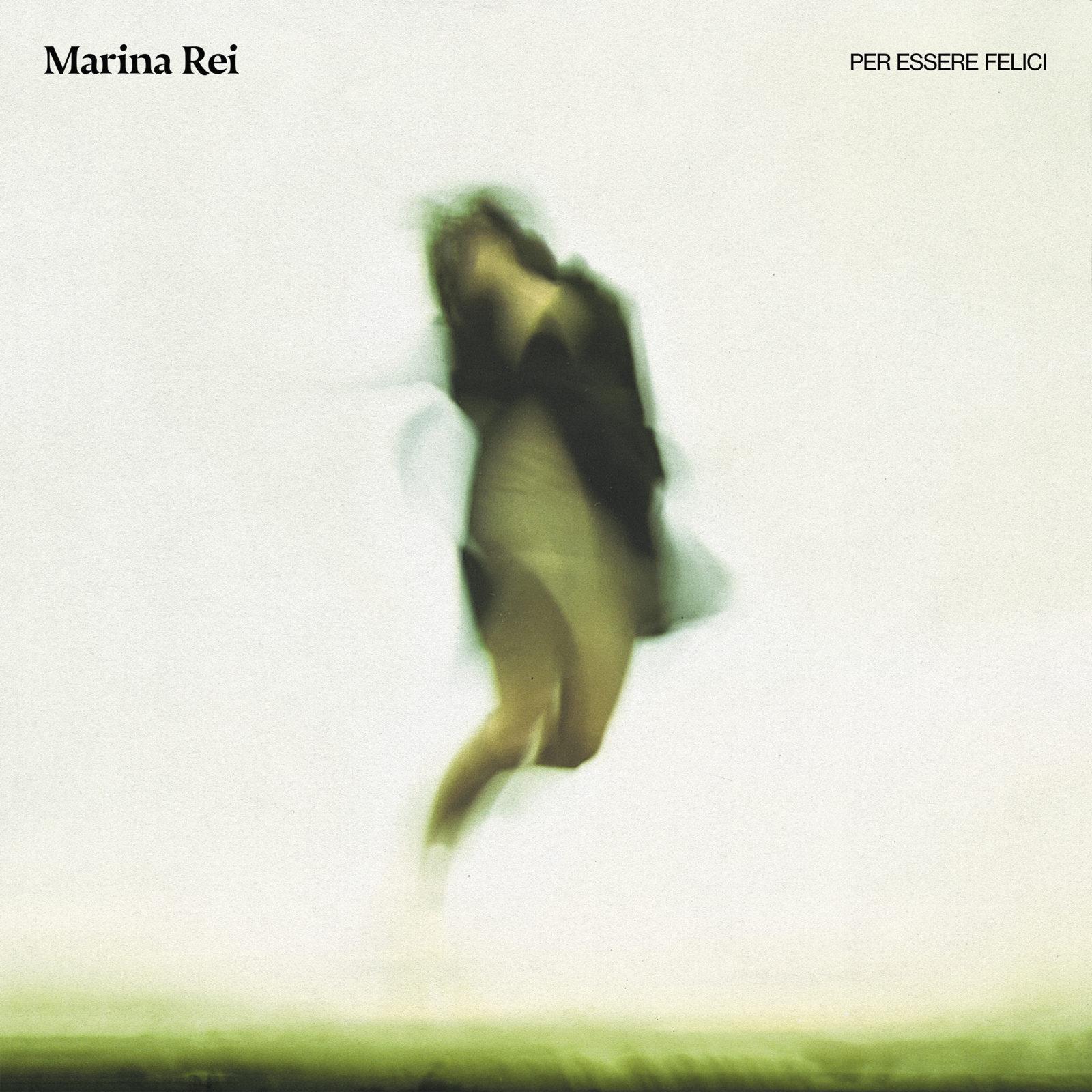"""""""Per essere felici"""" è il disco più sincero di Marina Rei"""