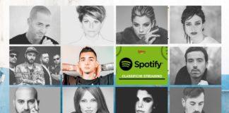 Spotify Classifica Streaming Cantanti Pugliesi