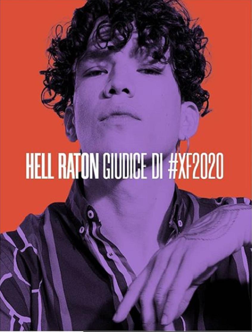 Hell Raton nuovo giudice di X Factor: chi è e cosa può apportare al talent show