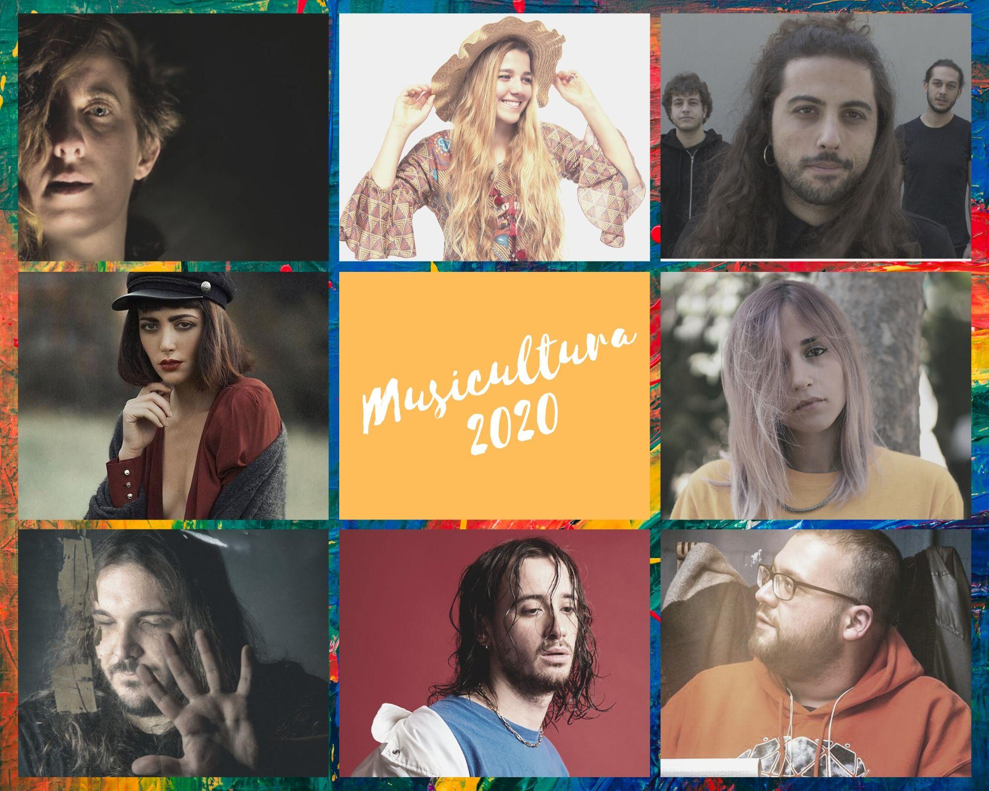 MUSICULTURA 2020: le pagelle ai 16 finalisti – PRIMA PARTE