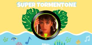 Contest Super Tormentone - Summer Hits 1980/2019. Grafica a cura di Juary Santini