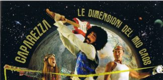 Album LE DIMENSIONI DEL MIO CAOS