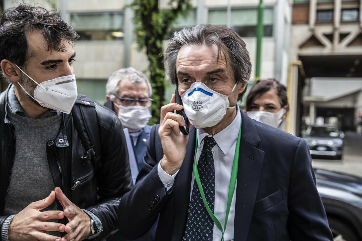 """Coronavirus, Lombardia in """"zona rossa"""" per errore"""