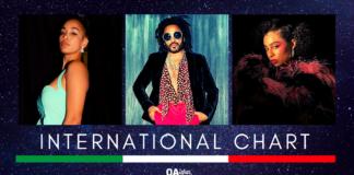 Jorja Smith e Celeste sul podio, Lenny Kravitz in top 10: international chart oa plus