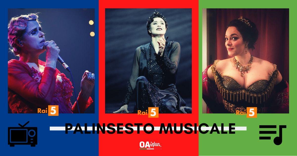 Rubrica, PALINSESTO MUSICALE. Tosca, Anna Caterina Antonacci, Eleonora Buratto, Giovanni Andrea Zanon, Count Basie
