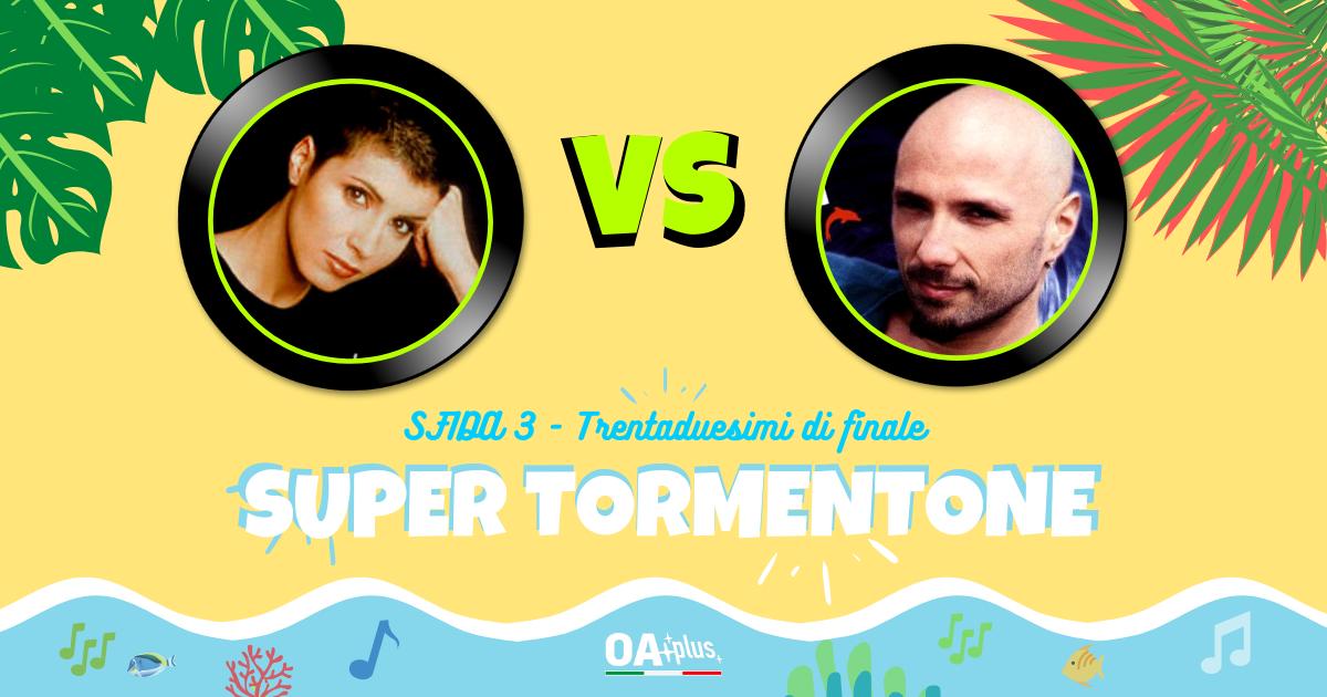 """SUPER TORMENTONE: """"In vacanza con me"""" di Giorgia VS """"Onde"""" di Alex Baroni – Vota il tuo preferito"""