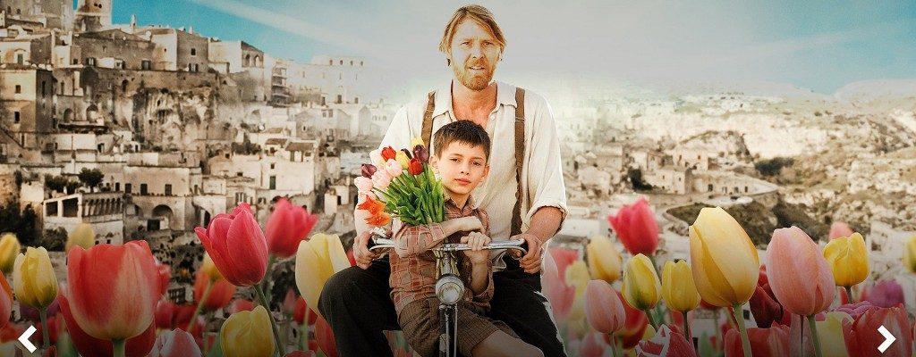 """Cinema. """"Tulipani – Amore, onore e una bicicletta"""" diretto da Mike Van Diem, con Ksenia Solo e Giancarlo Giannini."""