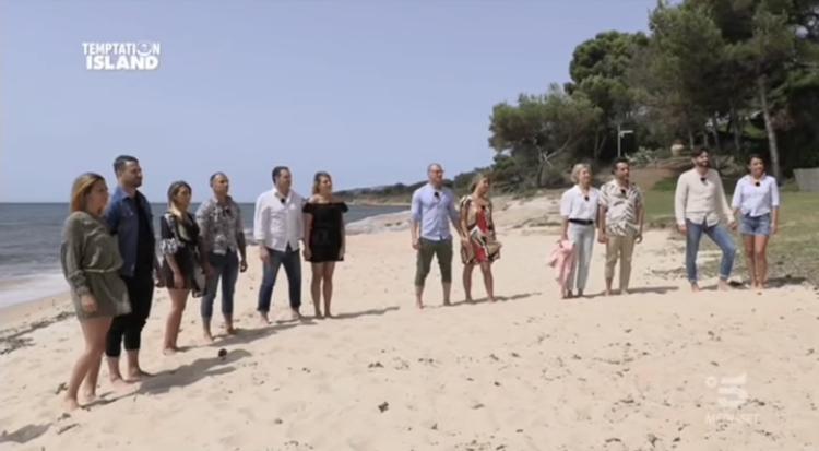 """Temptation Island. Gran finale e segmento speciale sulle coppie """"un  mese dopo"""""""