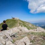 Bologna – Modena a piedi, dal Passo della Croce Arcana al Monte Cimone