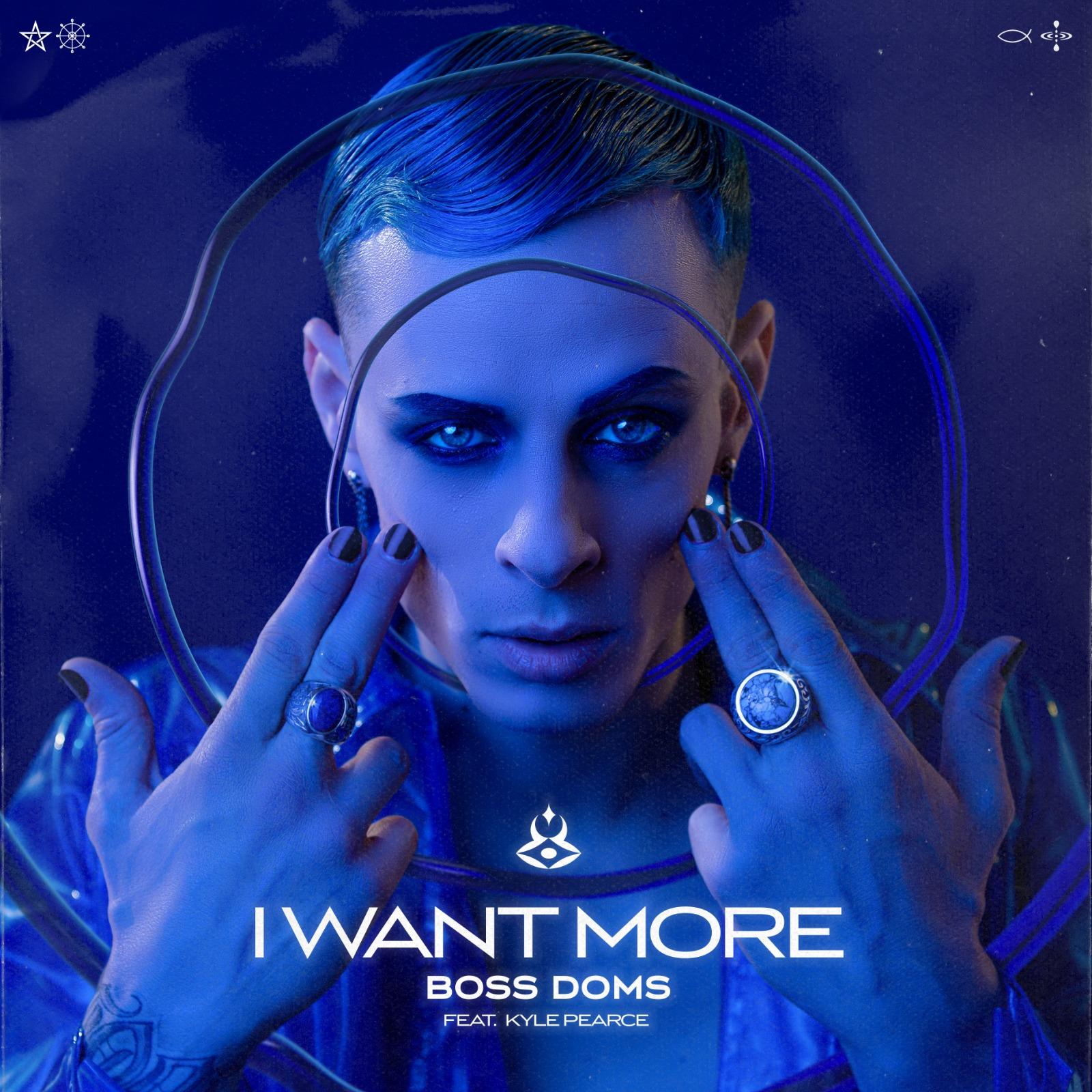 """""""I Want More"""", Boss Doms lascia Achille Lauro e torna alla techno"""