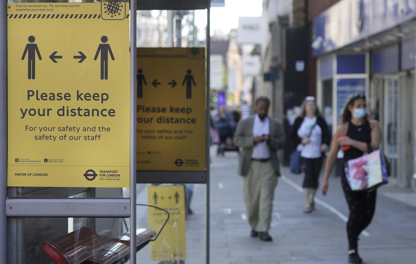 Regno Unito: non ci sarà più l'obbligo di quarantena per entrare