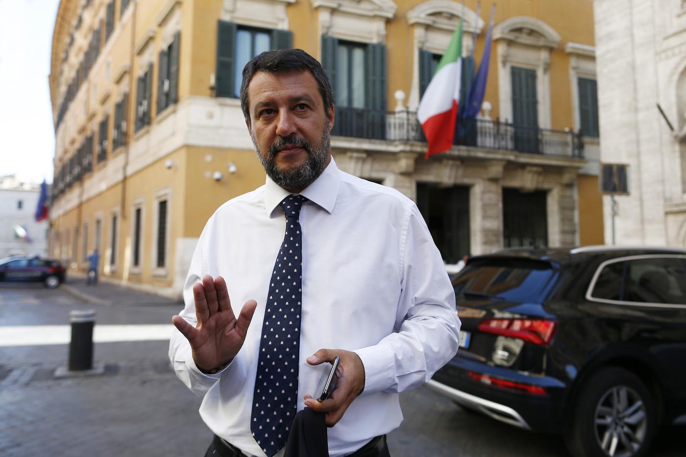 Salvini e la decisione del Senato, il caso Open Arms e l'immunità parlamentare