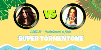 """SUPER TORMENTONE: """"The summer is crazy"""" di Alexia VS """"Angeli noi"""" di Mietta - Vota il tuo preferito"""