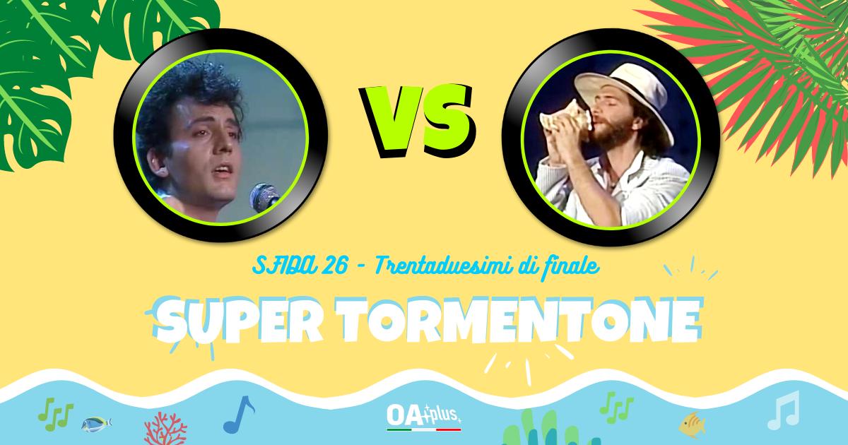 """SUPER TORMENTONE: """"Bella d'estate"""" di Mango VS """"Kalimba de luna"""" di Tony Esposito – Vota il tuo preferito"""