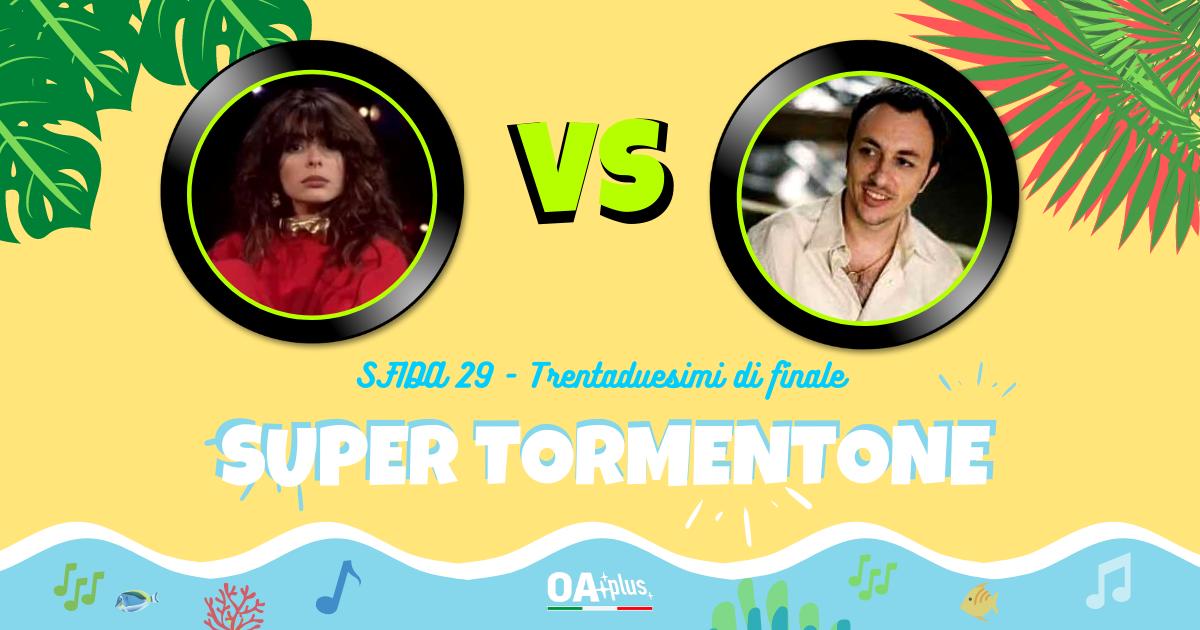 """SUPER TORMENTONE: """"Messaggio"""" di Alice VS """"La mia signorina"""" di Neffa – Vota il tuo preferito"""