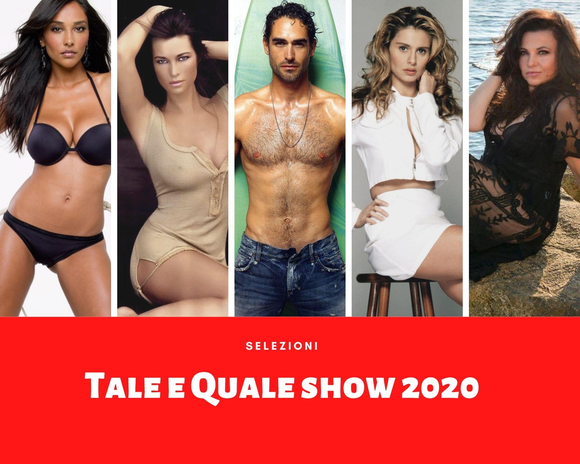 """Ritorna """"Tale e Quale Show"""" di Carlo Conti, ecco i concorrenti che potrebbero andare a comporre il nuovo cast"""