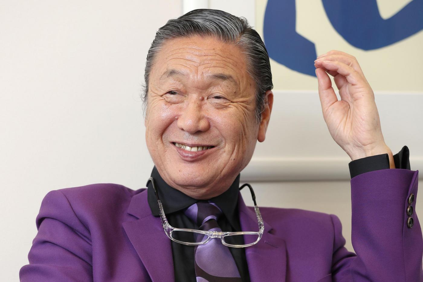 Muore a 76 anni lo stilista Kansai Yamamoto