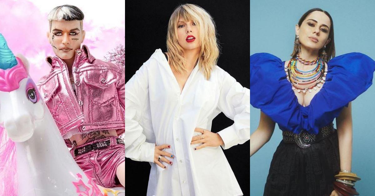 Classifiche iTunes: Achille Lauro invade la Top Album, ma trionfa Taylor Swift. Paola Iezzi in Top 10