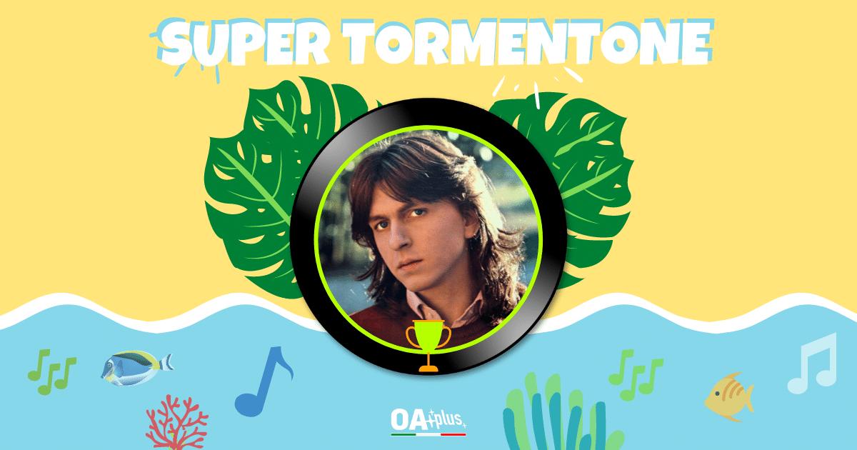 "SUPER TORMENTONE: ""Luna"" supera ""Vamos a bailar"". Gianni Togni è il primo finalista!"