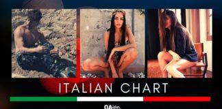 OA PLUS ITALIAN CHART (Week 25/2020): Ritorno di fuoco per Aiello, stabili in cima Elodie e Mietta
