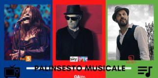 Rubrica, PALINSESTO MUSICALE. Janis Joplin, Francesco De Gregori, Murubutu, Andrea Bocelli, Romeo Castellucci, Gustavo Dudamel, Federico Bonelli