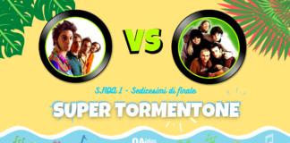 in una notte d'estate vs 50 special - super tormentone sfida 1 16mi di finale