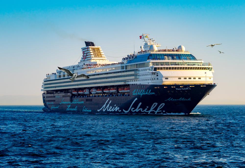 Crociere ai nastri di partenza, in Germania salpa la Tui Cruises