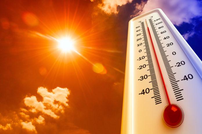 Caldo africano, previsti picchi di 40 gradi