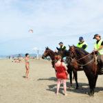 Norme anti-Covid, ora arrivano i controlli in spiaggia voluti dal ministro. Nel mirino anche aeroporti e porti