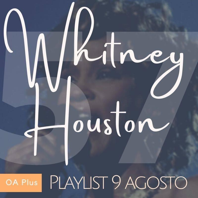 Whitney Houston, il suo leggendario talento vocale in una playlist