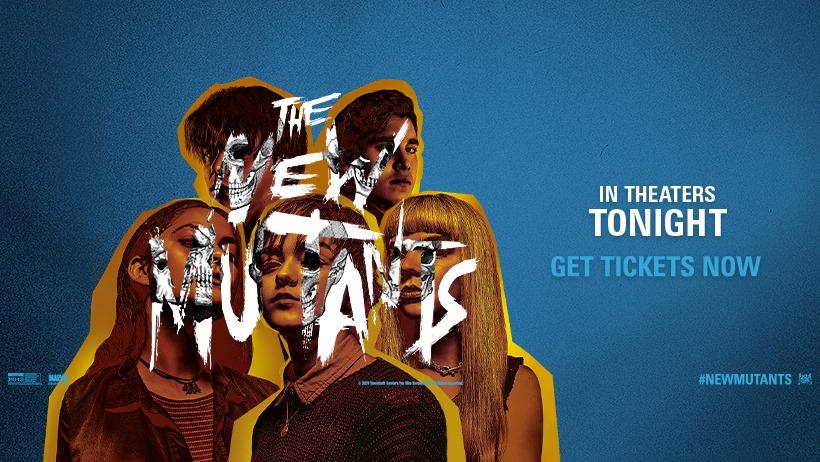 "Cinema. ""The New Mutants"""