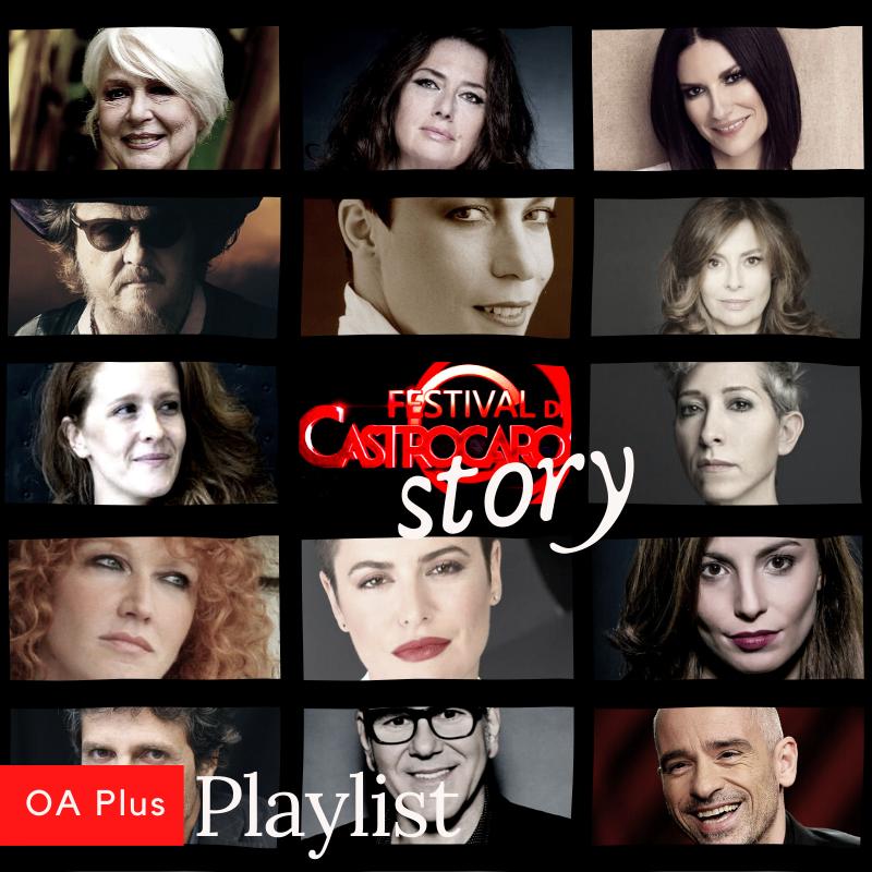 Castrocaro Story. La playlist con i talenti lanciati dal Festival
