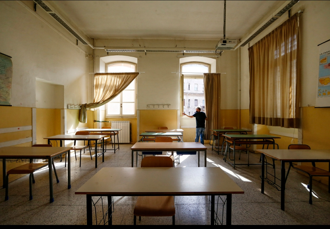 Il Veneto si dissocia, niente mascherine a scuola!