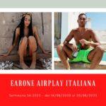 Classifica Radio EarOne Airplay Italiana, week 34: Elodie e Mahmood battono l'ex coppia Levante Diodato