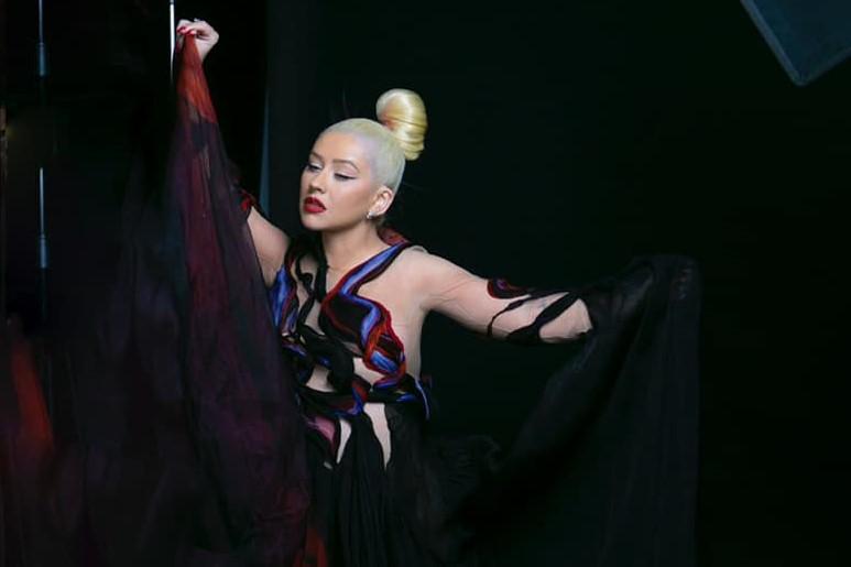 Christina Aguilera nuovo singolo Loyal Brave True Mulan