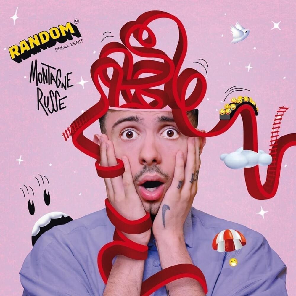 """Random, """"Montagne russe"""": il pop rap fatto bene"""