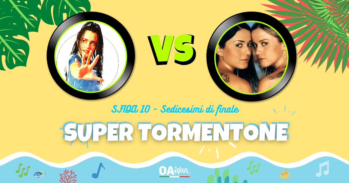 """SUPER TORMENTONE: """"The summer is crazy"""" di Alexia VS """"Vamos a bailar"""" di Paola & Chiara – Vota il tuo preferito"""