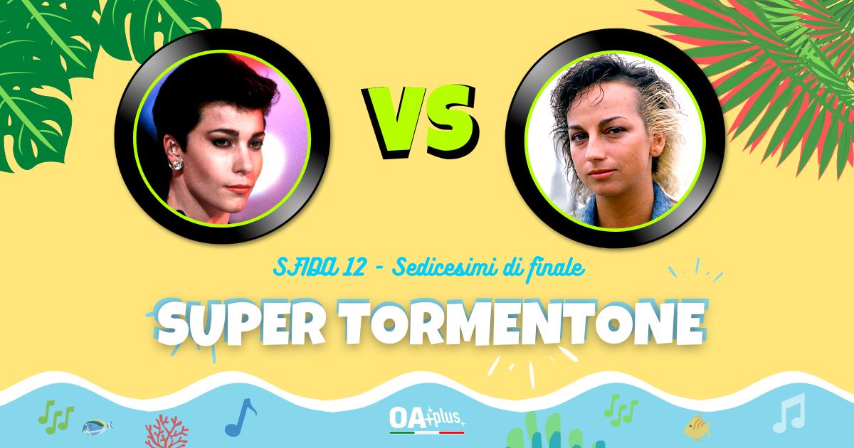 """SUPER TORMENTONE: """"Un'estate al mare"""" di Giuni Russo VS """"Bello e impossibile"""" di Gianna Nannini – Vota il tuo preferito"""