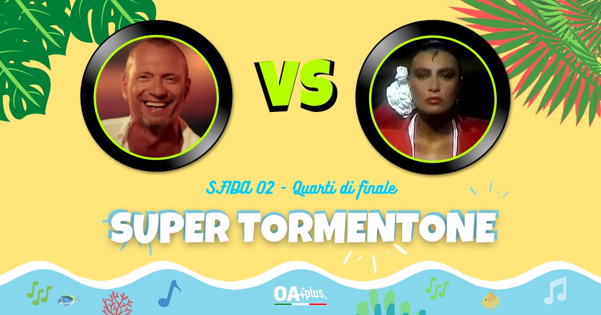 """SUPER TORMENTONE: """"Non vivo più senza te"""" di Biagio Antonacci VS """"Non sono una signora"""" di Loredana Bertè – Vota il tuo preferito"""