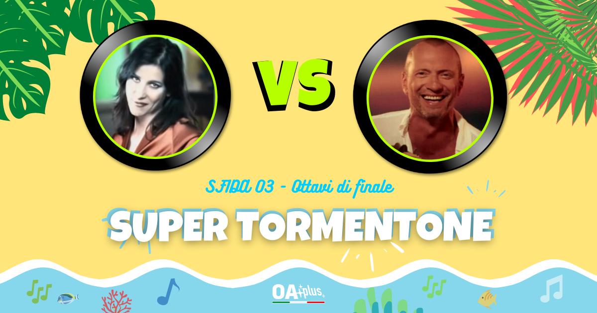 """SUPER TORMENTONE: """"Sai che è un attimo"""" di Paola Turci VS """"Non vivo più senza te"""" di Biagio Antonacci – Vota il tuo preferito"""