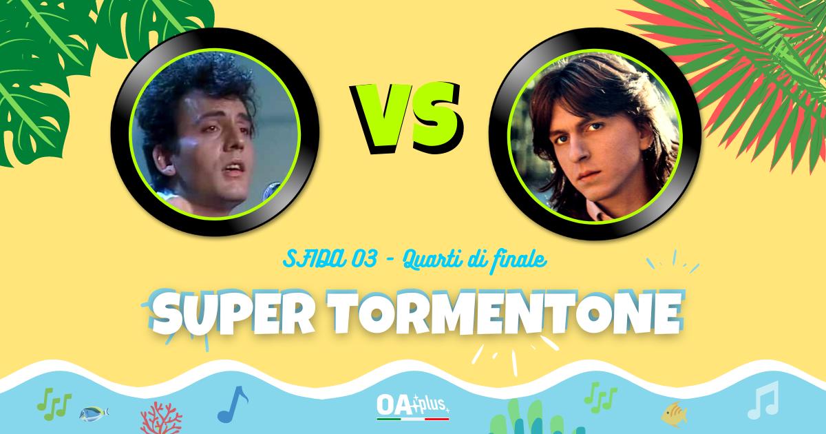 """SUPER TORMENTONE: """"Bella d'estate"""" di Mango VS """"Luna"""" di Gianni Togni – Vota il tuo preferito"""
