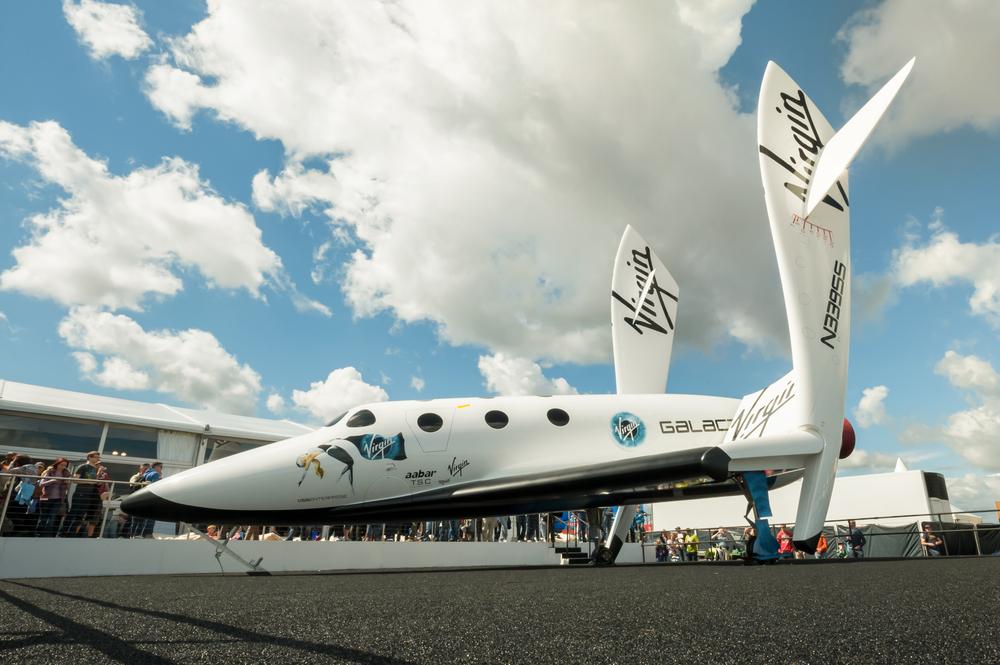 Virgin Galactic, atterrata l'astronave: inizia l'era del turismo spaziale