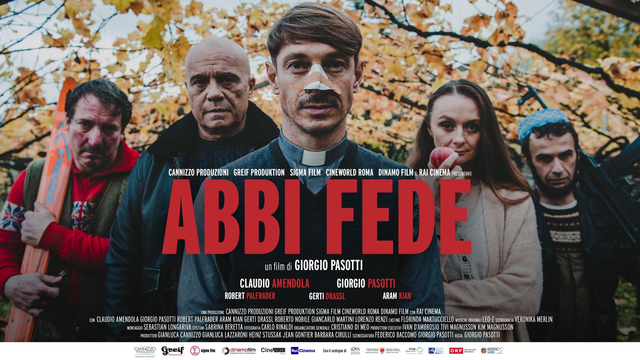 """Cinema. """"Abbi fede"""""""