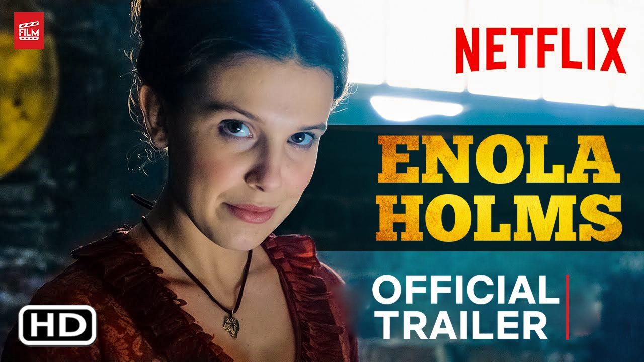 "Cinema. ""Enola Holmes"""