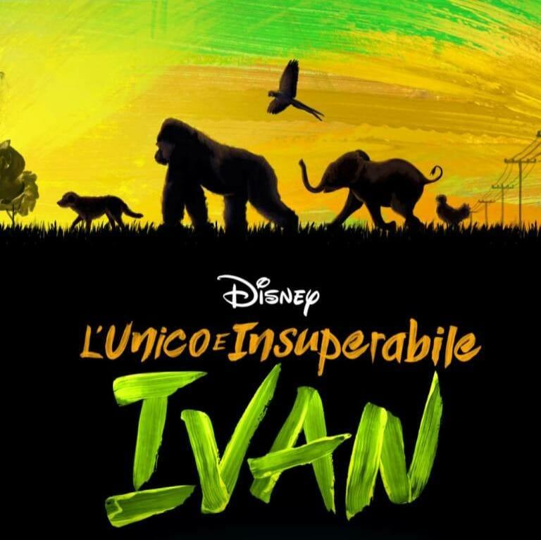 """Cinema. """"L'unico e insuperabile Ivan"""""""