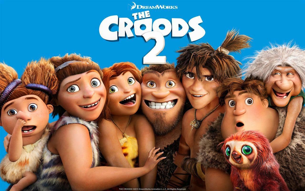 """Cinema. """"I Croods 2"""""""